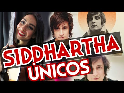 SIDDHARTHA – ÚNICOS (Cover: CLAUZEN VILLARREAL)