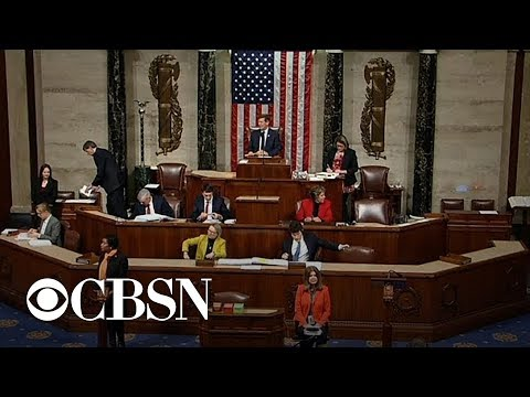 House vote sends bill to Trump to fund border wall and avert government shutdown