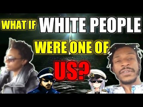 What if We United Against White People?