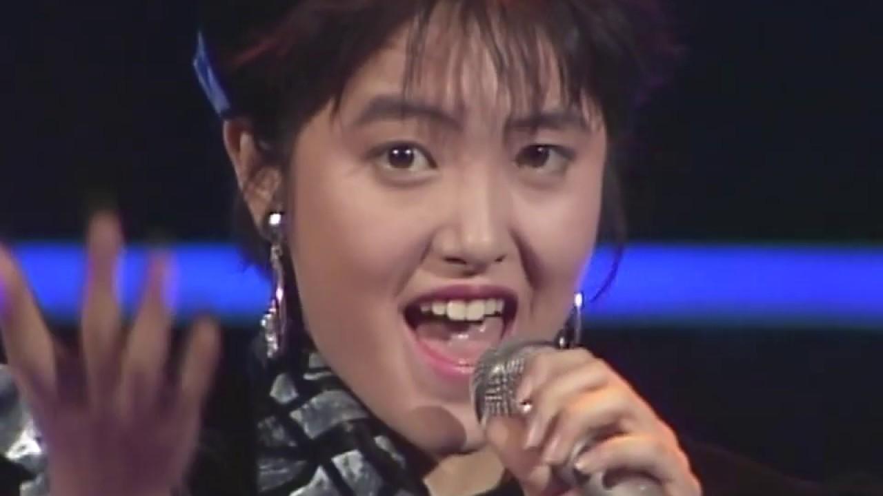 荻野目洋子 六本木純情派(1986) - YouTube