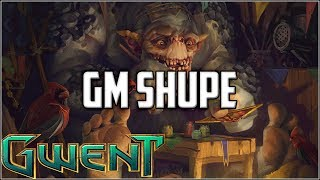 Gwent Gm Shupe Journey ~ Shupe Weather ~ Gwent Deck Gameplay
