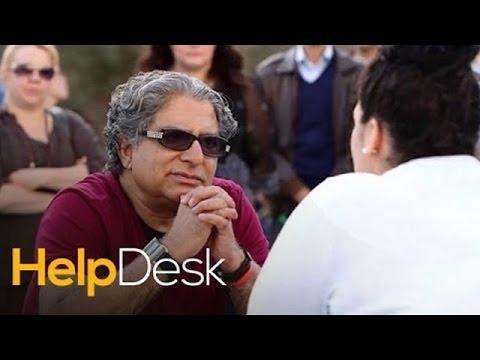Deepak Chopra Helps a Woman Break Free of Emotional Eating   Help Desk   Oprah Winfrey Network