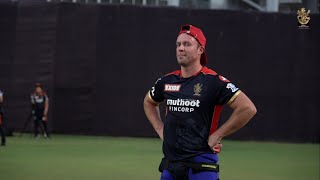 T-2 Days: Virat Kohli and AB de Villiers at RCB's practice session | Bold diaries