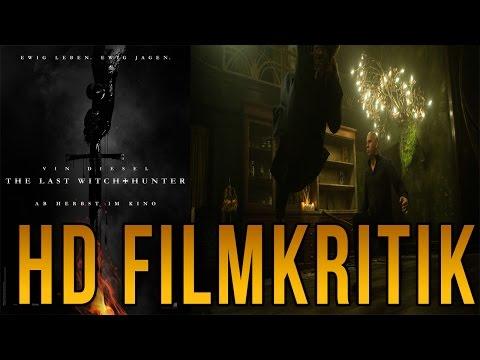 THE LAST WITCH HUNTER (2015) | Deutsch | KRITIK REVIEW | [DE][HD]