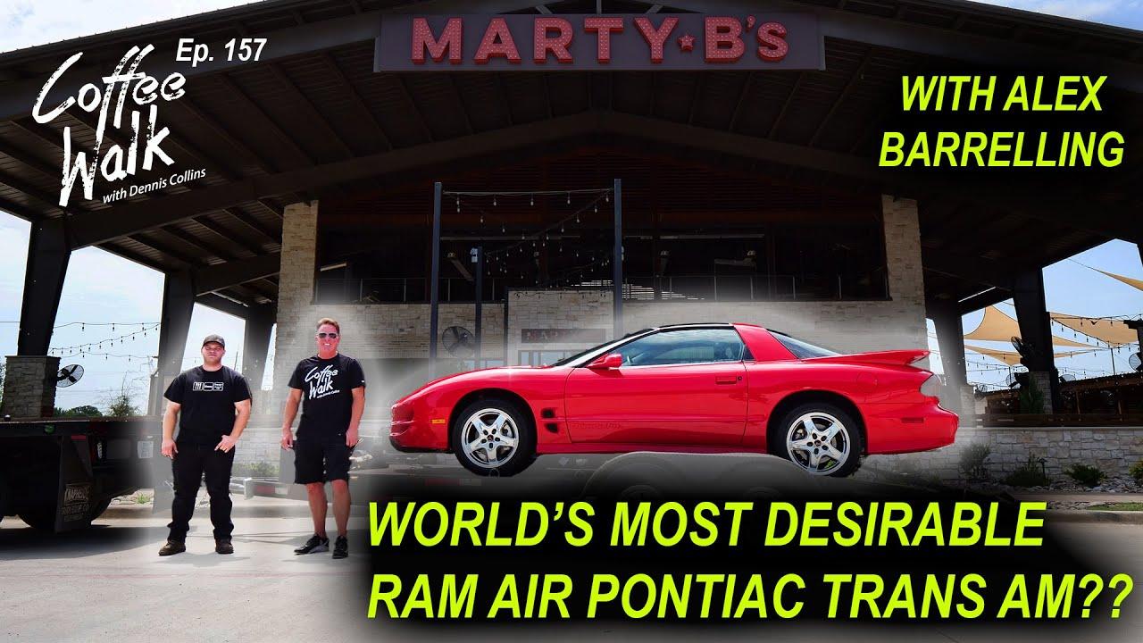World's MOST desirable PONTIAC FIREBIRD TRANS AM?!