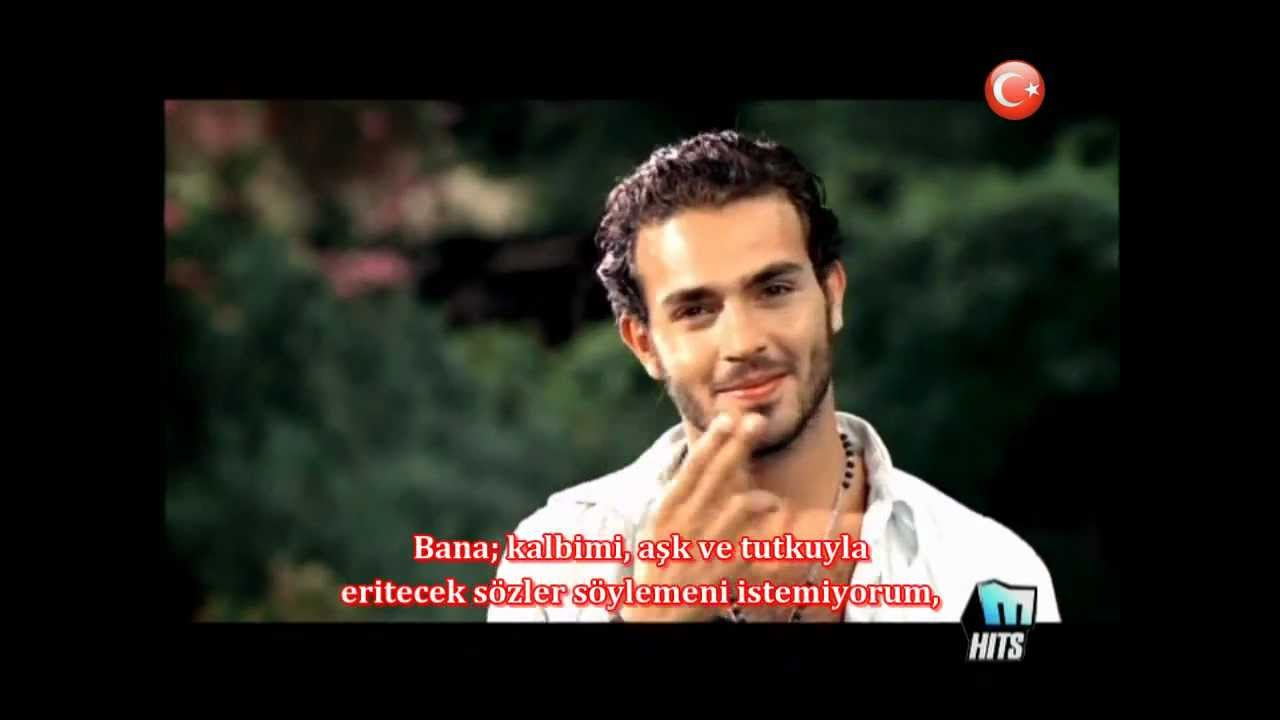 Nancy Ajram - Ehsas Jdeed Turkish Subtitles (Türkçe