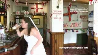 The Greatest Wedding Entrance In The World...Ever!