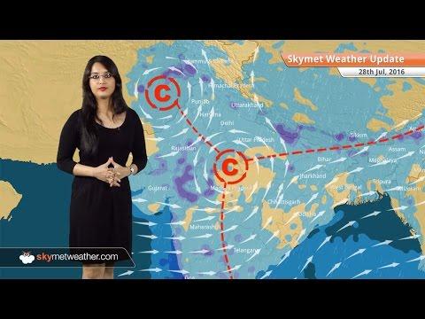 Weather Forecast for July 28: Monsoon rains in Uttarakhand, MP, Maharashtra; Flooding Rains in Assam