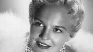 Peggy Lee - Fools Rush In