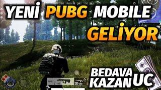 YENİ PUBG Mobile GELİYOR PUBG Mobile Timi 2020 ( BEDAVA UC KAZAN )