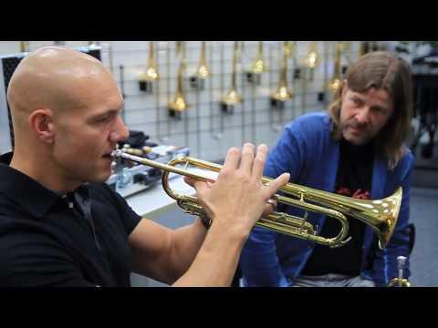 Trompeten-Coaching mit TV-Total-Trompeter Rüdiger Baldauf
