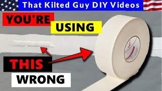 You're Taping Drywall WRONG, and this is why it fails