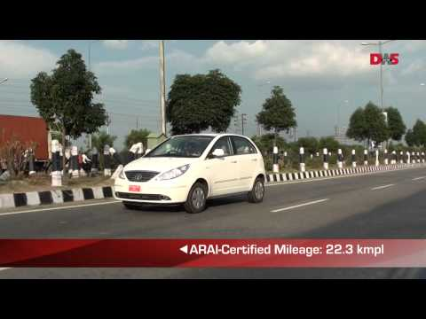 New Tata Indica Vista VX video review - Tata's new Vista diesel