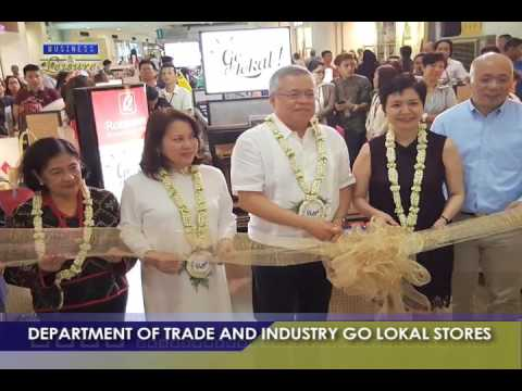 Department of Trade and Industry Go Lokal Stores   Bizwatch