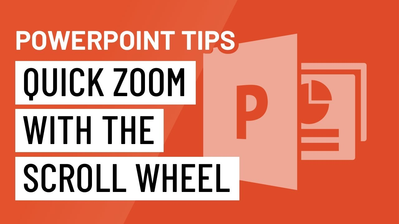 PowerPoint Quick Tip: Quick Zoom with the Scroll Wheel