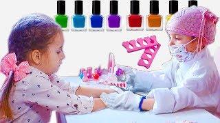 видео Косметика для ногтей