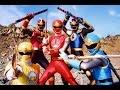 Power Rangers La Storia Ninja Storm