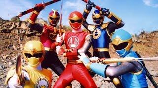 Power Rangers La Storia - Ninja Storm
