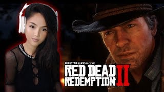 Red Dead 2 ENDING Reaction | Red Dead 2 PS4 PRO Gameplay