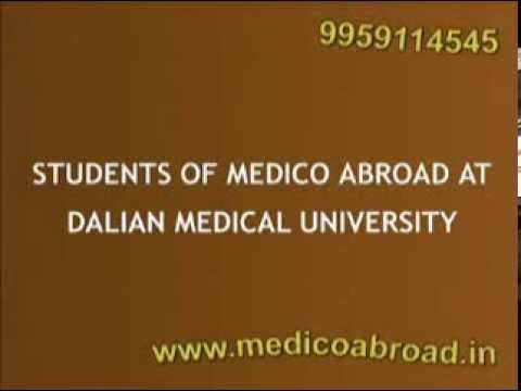 DALIAN MEDICAL UNIVERSITY, CHINA - CULTURAL EVENT ACTIVITIES