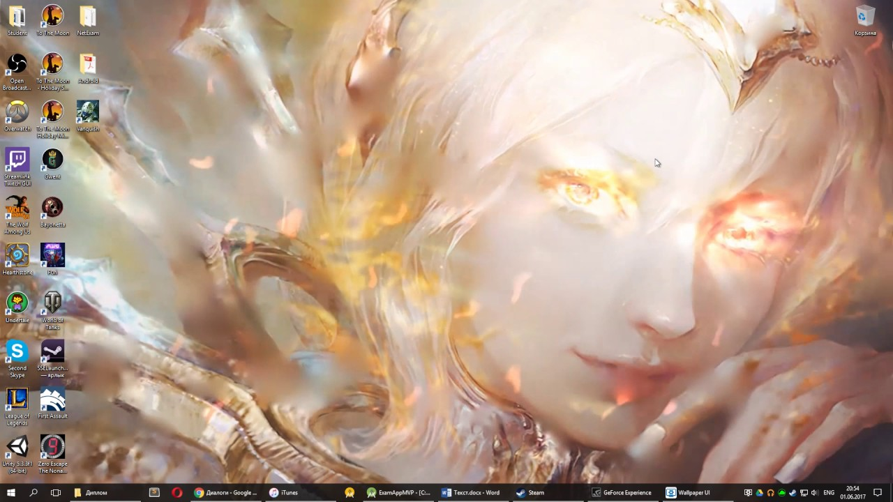 Wallpaper Engine Elementalist Lux Youtube HD Wallpapers Download Free Images Wallpaper [1000image.com]