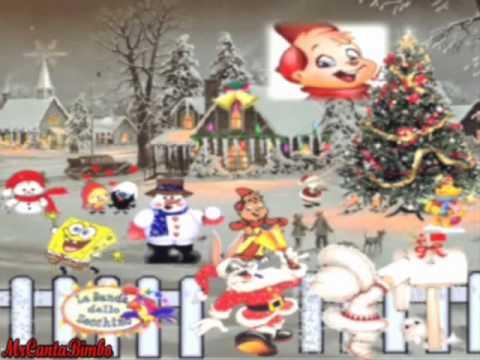 Canzone Auguriamoci Buon Natale.Buon Natale Tanti Auguri Youtube