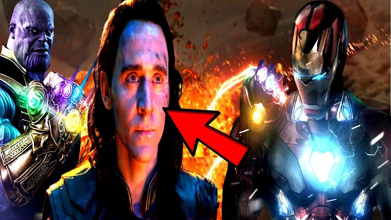 Loki & Ironman To Make The Stark Infinity Gauntlet REVEALED? - Loki Will  Stop Thanos In Avengers 4