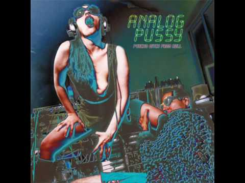 Analog Pussy - Psycho Bitch From Hell [Full album]