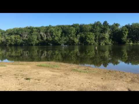Fishing On Stonelick Lake