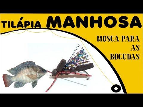 Isca Para Tilápia Manhosa Pescando E Atando -Pescart