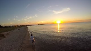 Beach Camping at Cape Henlopen State Park