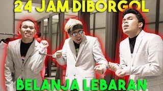 DIBORGOL 24 JAM ATTA SAAIH THARIQ! BUKBER & BELANJA LEBARAN*Part 2*