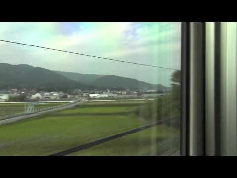 【フルHD】東海道・山陽新幹線 のぞみ 東京-博多 車窓 Tōkaidō&Sanyō Shinkansen