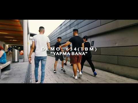 DEMO- YAPMA BANA (OFFICIAL VIDEO)