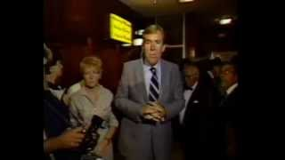 Election Night 1983: Peter Harvey Waits For Fraser