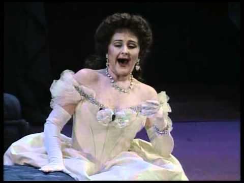 Edita Gruberova - La Traviata - E strano..Ah fors'e lui..Sempre libera