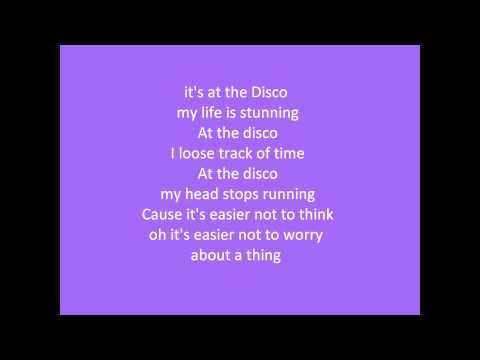 Rachel Louise - At the disco +Lyrics