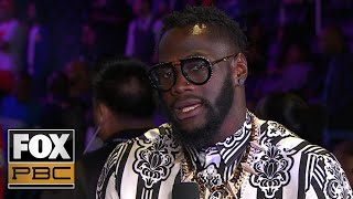 Deontay Wilder breaks down his upcoming title fight with Luis Ortiz | PBC ON FOX