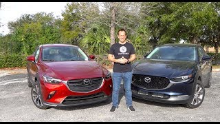 Is the 2020 Mazda CX-30 a BETTER SUV than the CX-3?