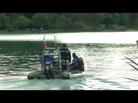 Disparition de Maëlys: les fouilles se poursuivent avec trois sonars au lac d'Aiguebelette