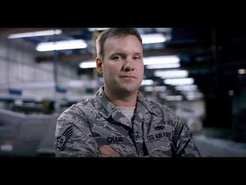 SSgt Joshua Craig, Missile and Space Systems Electronic Maintenance