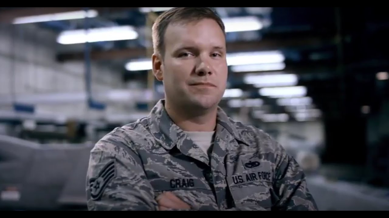 U S  Air Force: SSgt Joshua Craig, Missile and Space Systems Electronic  Maintenance