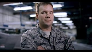 U.S. Air Force: SSgt Joshua Craig, Missile and Space Systems Electronic Maintenance