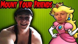 видео Как установить Mount Your Friends / Взберись на друга