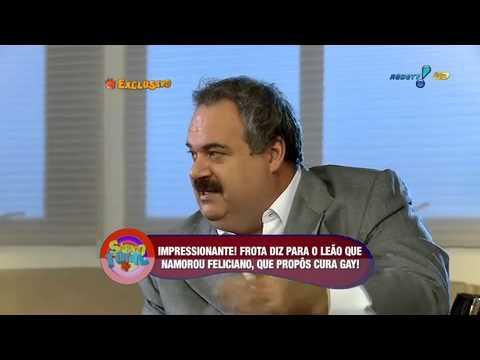 Sábado Total: Alexandre Frota: 'Feliciano foi meu namorado por 2 anos' (3)