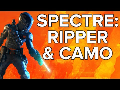Black Ops 3 In Depth: Spectre Specialist (Ripper & Active Camo)