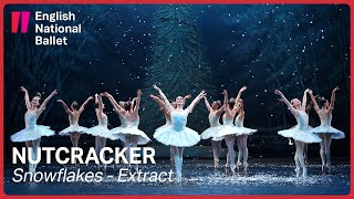 Nutcracker: Snowflakes (extract) | English National Ballet