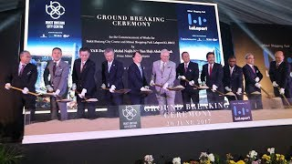 Construction begins on highly-anticipated Bukit Bintang City Centre