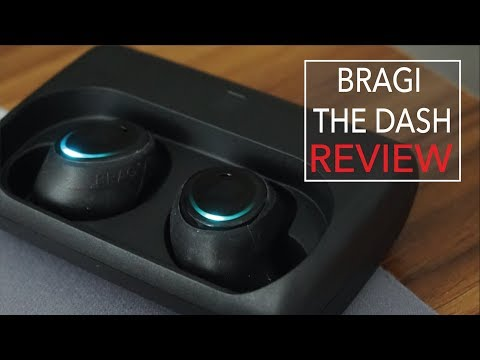 Bragi The Dash Waterproof Earbuds - Watch Before You Buy!