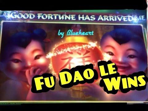 FU DAO LE slot machine Progressive jackpot/ Max bet BONUS WIN! - 동영상